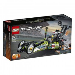Playset Technic Dragster...