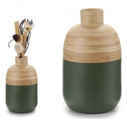 Vase Vert (20 x 34 x 20 cm)
