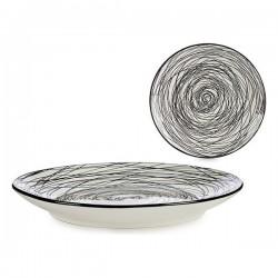 Assiette Noir Porcelaine Ø...