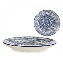 Assiette Bleu Porcelaine Ø...