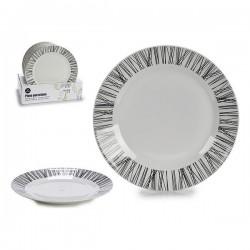 Assiette plate Porcelaine Ø...