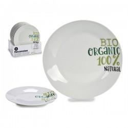 Assiette Porcelaine Ø 19 cm