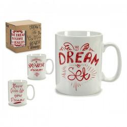 Tasse mug Rouge (9 x 11 x...