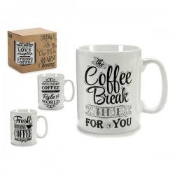 Tasse mug Noir (9 x 11 x...