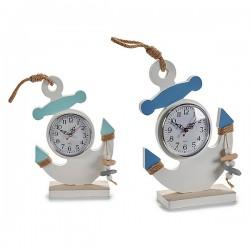 Horloge de table Bois (8 x...