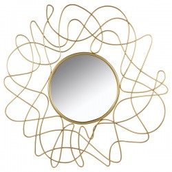 Miroir Golden Flower (100 x...