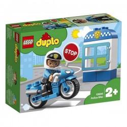 Moto de police Duplo Lego...
