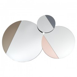 Miroir Three Circles (120 x...