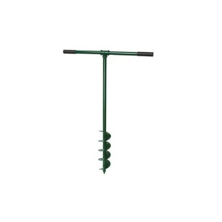 RIBILAND Tarière manuelle hauteur 150 cm diam. 15 cm