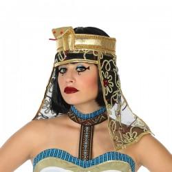 Chapeau Égyptienne Doré 119461
