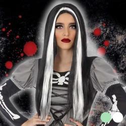 Perruque pour Halloween...