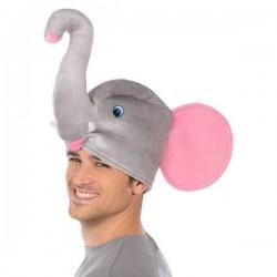Chapeau Eléphant Gris 119402