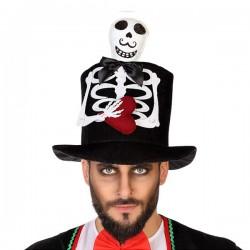 Chapeau Halloween Squelette...