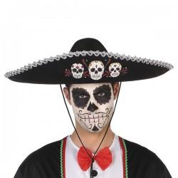 Chapeau Halloween Mexicain...