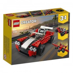Playset Creator Sport Car...