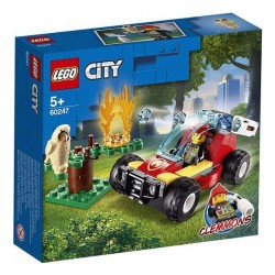 Playset City Forest Fire...