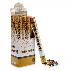 Canon à confettis (5 x 48,5...
