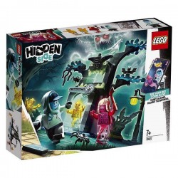 Playset Hidden Side Lego