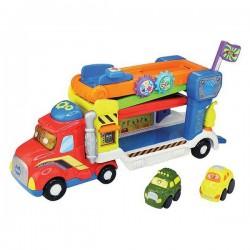Camion Autotransporteur...