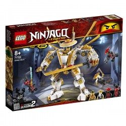 Playset Ninjago Golden Mech...