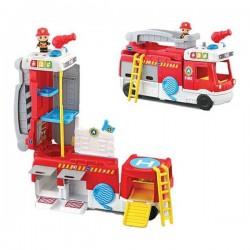 Camion de Pompiers Tut Tut...