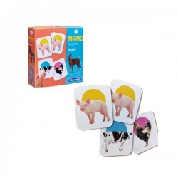 Jeu Memory Farm Animals...