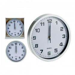 Horloge Murale Argent (25 x...