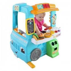 Camion Food Truck Mattel...