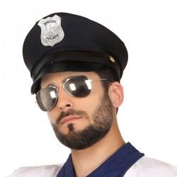 Chapeau Police Noir 117699