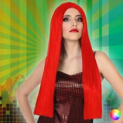 Perruque cheveux longs 117762