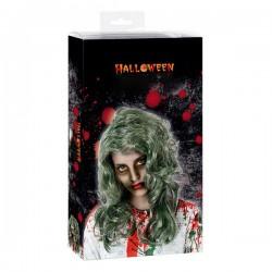 Perruque pour Halloween Gris