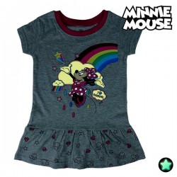 Robe Minnie Mouse Fluorescent