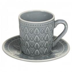 Tasse avec sous-tasse...
