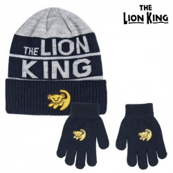 Bonnet et gants The Lion...