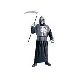 Déguisement squelette faucheur adulte Halloween  TAILLE XL