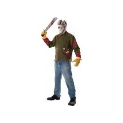 Déguisement Jason Vendredi 13™ homme (taille unique)