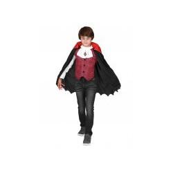Déguisement vampire garçon Halloween de 7 à 9 ans