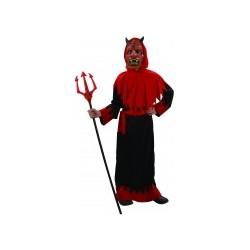 Déguisement diable sinistre garçon 4-6 ans