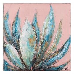 Cadre Huile Aloe (70 x 4 x...