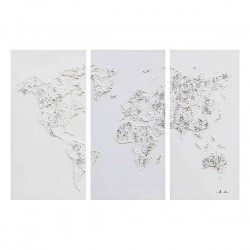 Cadre Huile Map (3 pcs)