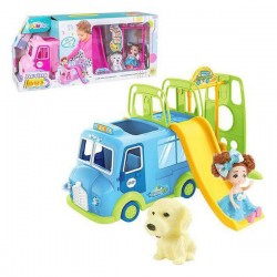 Playset Moving Bus Juinsa...