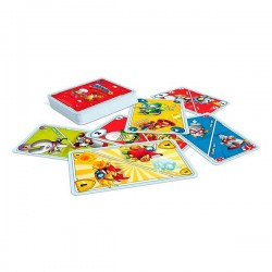 Jeux de cartes SuperZings 4...