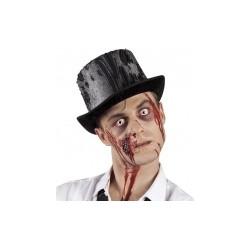 Chapeau haut de forme zombie adulte taille unique