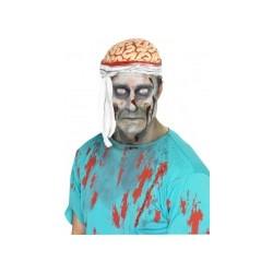 Cerveau à bandage adulte Halloween taille unique