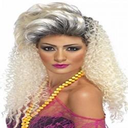 Perruque Blonde Smiffy's...