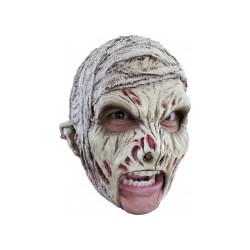 Masque momie effrayante adulte Halloween