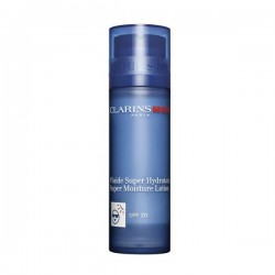 Fluide hydratant Clarins...