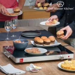 PLATEAU CHAUFFE – PLATS CHEF MASTER KITCHEN SERIE S400W
