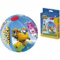 Balle Gonflable Super Wings...