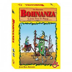 Jeu de société Bohnanza (ES)